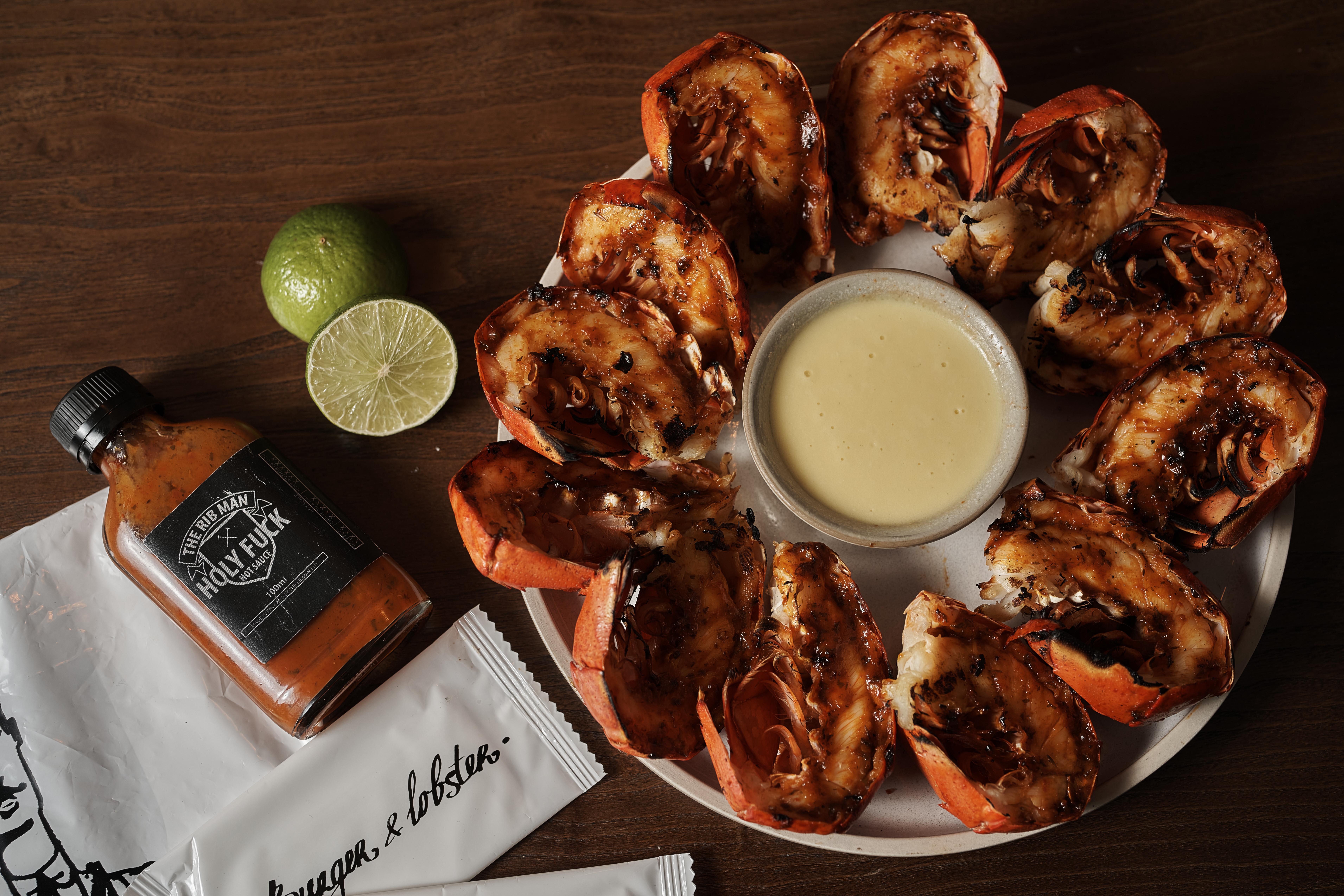 Burger & Lobster At-Home Kits
